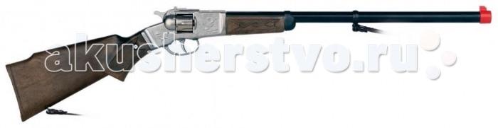 Gonher Игрушечное оружие Винтовка на 8 пистоновИгрушечное оружие Винтовка на 8 пистоновИгрушечное оружие Gonher Винтовка на 8 пистонов  Реалистичное оружие Gonher соответствует всем стандартам качества и отвечает самым высоким нормам безопасности.  Пистоны в комплект не входят.<br>