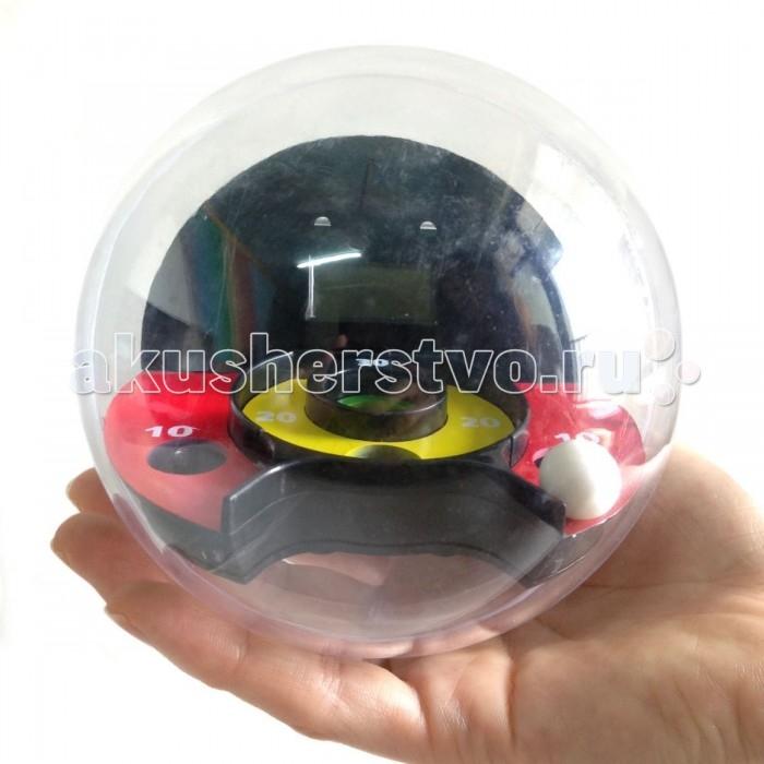 Labirintus Интерактивная головоломка Лабиринтус ПинболИнтерактивная головоломка Лабиринтус ПинболLabirintus Лабиринтус Пинбол   Лабиринтус Пинбол представляет собой прозрачную сферу, внутри которой располагается игровое поле с мячом и электронное табло.   Задача игрока набрать как можно больше очков до звукового сигнала. Время игры составляет 60 секунд.   Играйте с друзьями в веселую игру, а определить победителя поможет электронное табло, расположенное над игровым полем.<br>