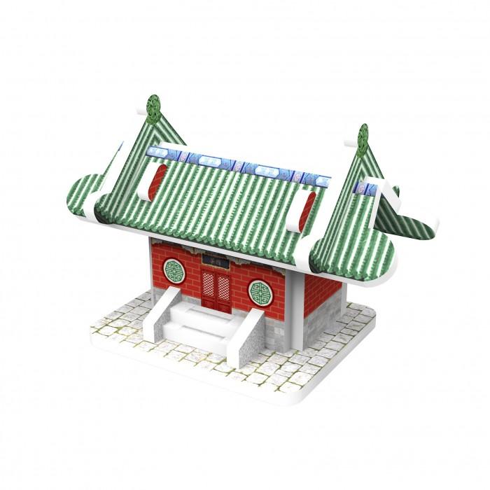 Конструктор IQ 3D пазл Восточный стиль Чайный домик