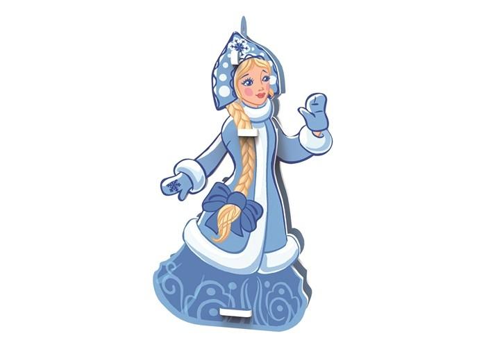 Конструктор Educa 3D пазл Снегурочка3D пазл СнегурочкаEduca 3D пазл Снегурочка  Модели удивительного 3D пазла-конструктора. Способствует развитию внимания, зрительного восприятия, логического и образного мышления, мелкой моторики рук. Тренирует навык восприятия новой информации, расширяет кругозор и обогащает внутренний мир ребенка.  Модели изготовлены из пенокартона, идеально и легко собирается без использования дополнительных инструментов.  Количество деталей: 7 Уровень сложности: 2 Размер: 5.7 х 9.5 х 1.6 см Возраст: от 5 лет.<br>