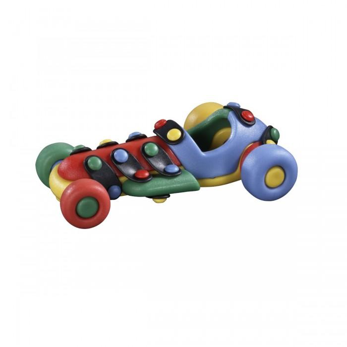 Mic-o-mic Конструктор Автомобиль гоночный малыйКонструктор Автомобиль гоночный малыйMic-o-mic Конструктор Автомобиль гоночный малый определенно понравится вашему мальчику, доставляя ему огромное удовольствие от игры с ним.   Возраст: от 5 лет.  Материал: пластик.  Размер: 11.3 x 7.3 x 3.6 cм.  В наборе: 23 конструктивных элементов, 15 пластин, 30 кнопок<br>