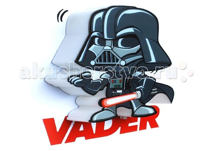 Светильник 3DlightFX Пробивной мини 3D светильник StarWars (Звёздные Войны) Darth Vader (Дарт Вейдер)Пробивной мини 3D светильник StarWars (Звёздные Войны) Darth Vader (Дарт Вейдер)Настенный 3D светильник Звездные Войны - Дарт Вейдер выполнен в виде одного из главных и самых любимых героев знаменитой киносаги Star Wars. Мини-светильник послужит не только источником света, но и оригинальным украшением комнаты. Он легко прикрепляется на стену с помощью шурупов, идущих в комплекте.  Основные характеристики:   Размеры: 16.9 х 16 х 4.1 см Вес: 0,16 кг<br>