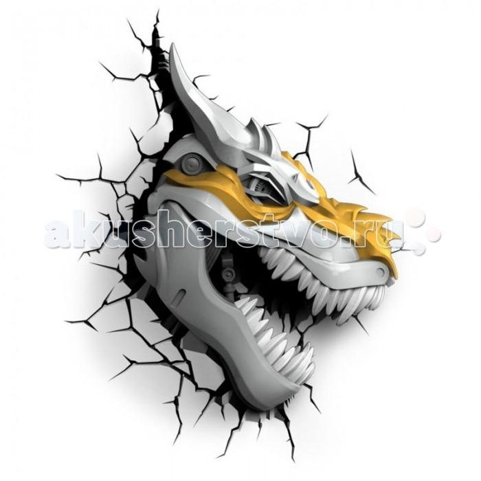Светильник 3DlightFX Пробивной 3D TRNSFMR Grimlock (Гримлок)