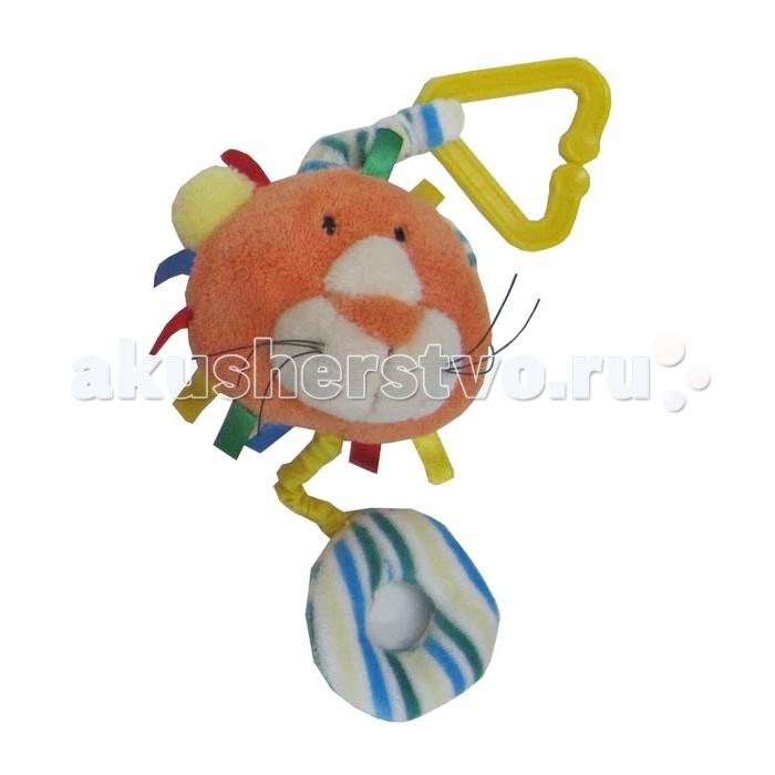 Подвесная игрушка Cool Toys Развивашки Львенок 8 см