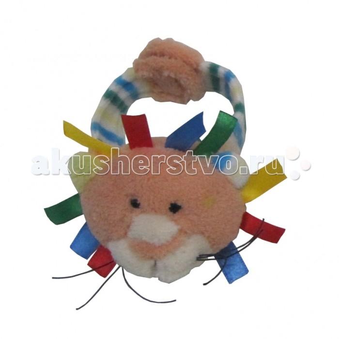 Мягкая игрушка Cool Toys Развивашки Львенок браслет