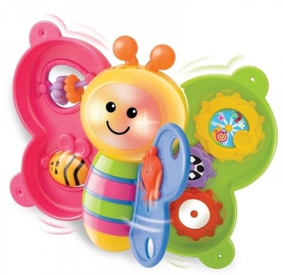 Книжки-игрушки B kids Бабочка-книжка