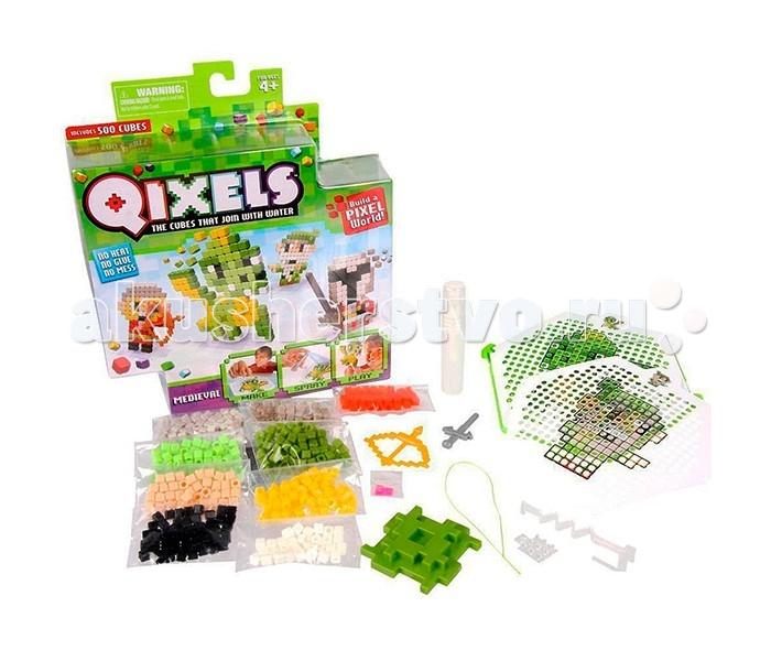 Qixels Набор для творчества Средневековье