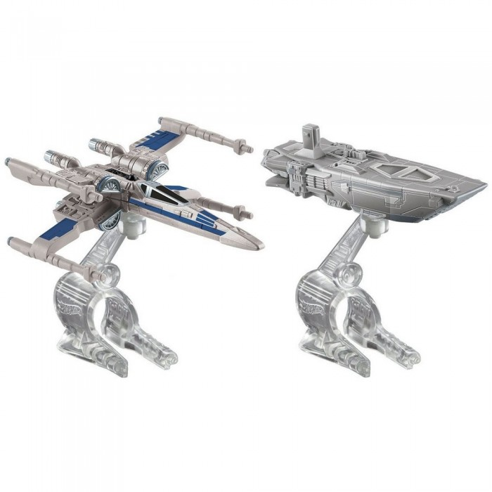 Star Wars Корабли At-At и Rebel Snowspeeder