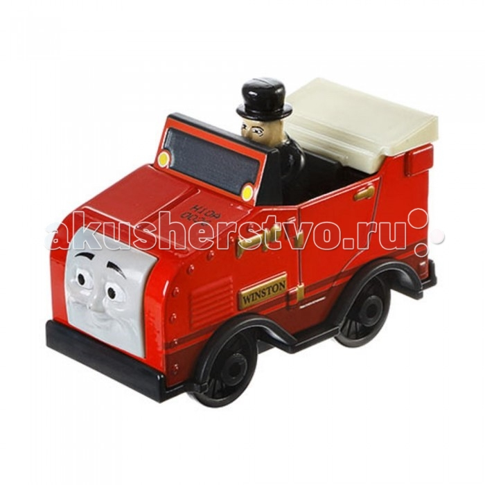 Thomas & Friends Базовый паровозик Винстон