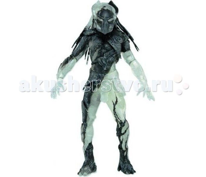 Neca Фигурка Predators 7 Series 7 Falconer Mid-Cloaked