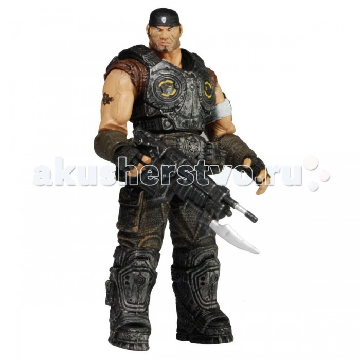 Neca Фигурка Gears of War 3 3/4 Series 2 Marcus Fenix