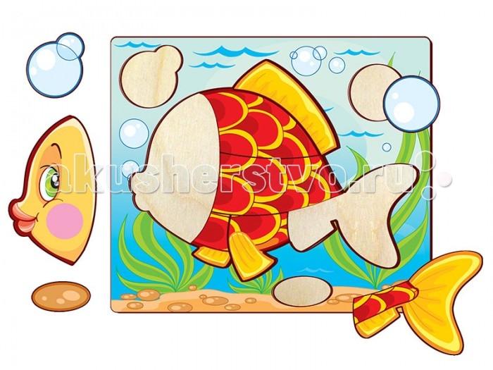 Полноцвет Пазлы вставные Рыбка 162798Пазлы вставные Рыбка 162798Полноцвет Пазлы вставные Рыбка обучают ориентации на плоскости, ребенку необходимо вставить элементы пазла в подходящее для этого углубление, учат различать предметы по силуэтам. Картинное собирание учит ребенка различению элементов по цвету, форме, размеру. Учит воспринимать связь между целым и частью. Наградой малышу за отличную работу будет красочное изображение рыбки.  Процесс складывания научит малыша усидчивости и внимательности, поможет развить воображение и наглядно-образное мышление. Пазл развивает мелкую моторику, наблюдательность, координацию движений, память и цветовосприятие.   Пазл удобно брать с собой в путешествие, чтобы с пользой провести свободное время.Эти пазлы доставят Вашему ребенку много радостных минут.   Деревянные вставные пазлы с высококачественной печатью. У них высокий срок службы и устойчивость к нагрузкам.С пазлом малыш весело проведет время. Рекомендовано для детских садов и центров, а также для домашнего использования.  Особенности: Пазлы сделаны из натурального дерева Точная лазерная резка Высококачественная печать Прочность и долговечность Экологичность и безопасность Рекомендовано для детского развития<br>