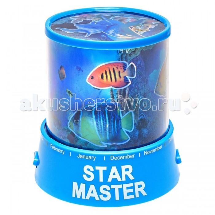 Family Fun Проектор Звездное небо Океан синий
