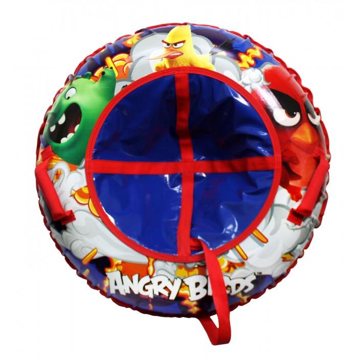 Тюбинг 1 Toy Angry Birds Надувные сани 85 см