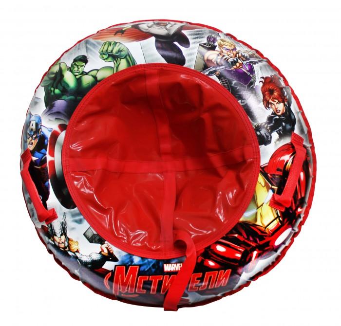 Тюбинг Marvel Мстители Надувные сани 100 см