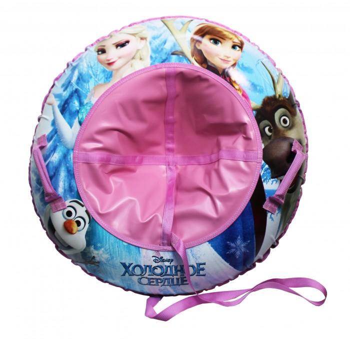 Тюбинг Disney Холодное сердце Надувные сани 85 см