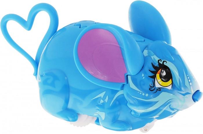 Amazing Zhus Мышка-циркач АндораМышка-циркач АндораМышка Андора настоящая цирковая мышка, которая очень любит выступать.  Ярко-розовая мышка с симпатичными ушками и выразительными желтыми глазками просто прирожденная артистка.  У нее имеются 3 режима, которые активируются при нажатии на кнопки, расположенные в разных местах.<br>