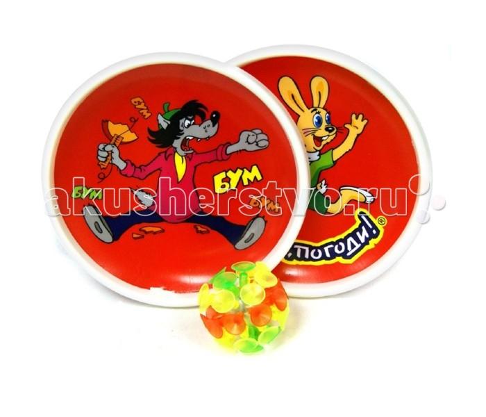 1 Toy Игра-мячеловка Ну погоди!