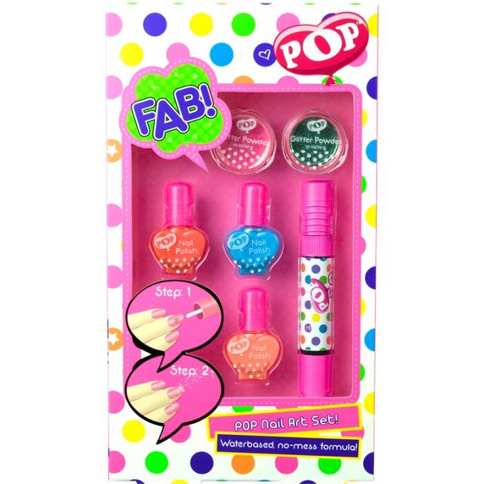 Markwins Набор детской декоративной косметики для ногтей