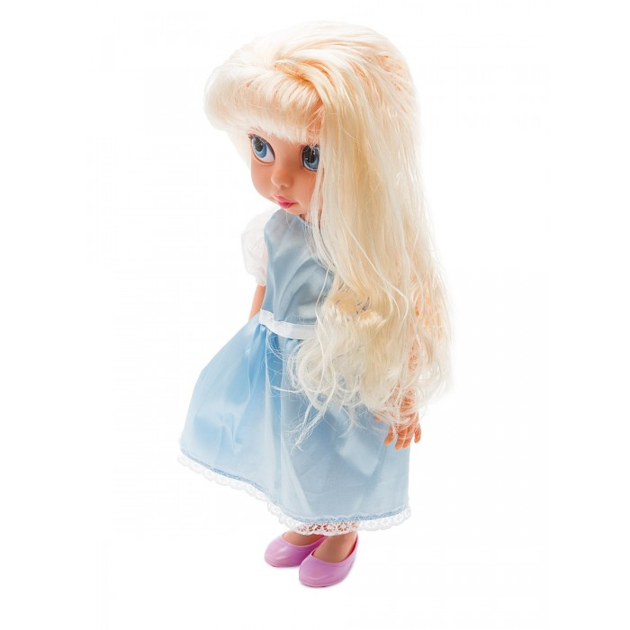 1 Toy Кукла Волшебная сказка Красотка Т58296 40 смКукла Волшебная сказка Красотка Т58296 40 см1 Toy Кукла Волшебная сказка Красотка 40 см станет для девочки хорошей и верной подружкой.  Особенности: Кукла имеет длинные и шелковистые светлые волосы, роскошное платье голубой расцветки, милое личико, а также большие и глубокие голубые глаза.  С такой игрушкой девочка сможет придумать интересную сюжетно-ролевую игру, которая поможет ей с развитием фантазии.  Благодаря небольшим размерам, куклу всегда можно взять с собой.  Игрушка оснащена звуковыми эффектами, что сделает игру с ней еще интереснее. Сделана она из качественного пластика, поэтому сможет прослужить ребенку достаточно долгий срок.<br>
