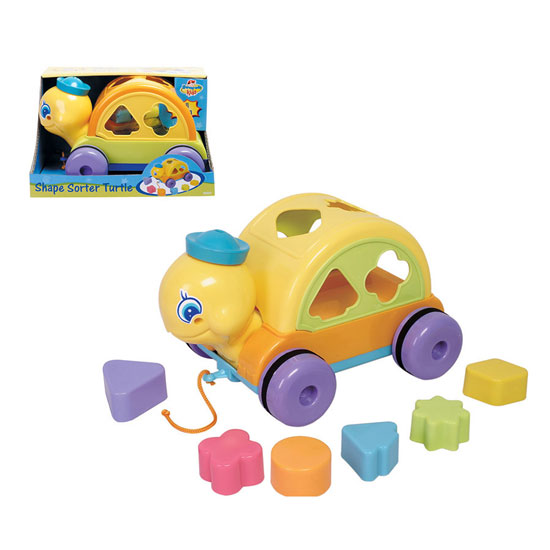 Каталка-игрушка Parkfield 6632766327Какалка-игрушка Parkfield 66327 позабавит вашего малыша и станет одной из самых любимых игрушек. Поможет ребенку развить мелкую моторику рук и другие полезные навыки.  Размеры: 30х21.5х17.5 см<br>