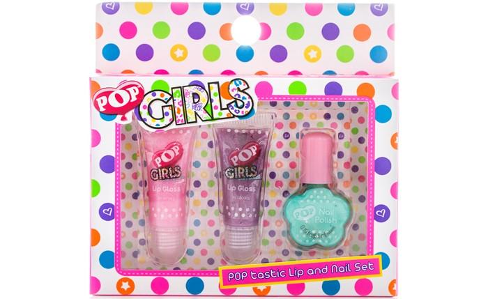 Markwins Набор детской декоративной косметики для ногтей и губ