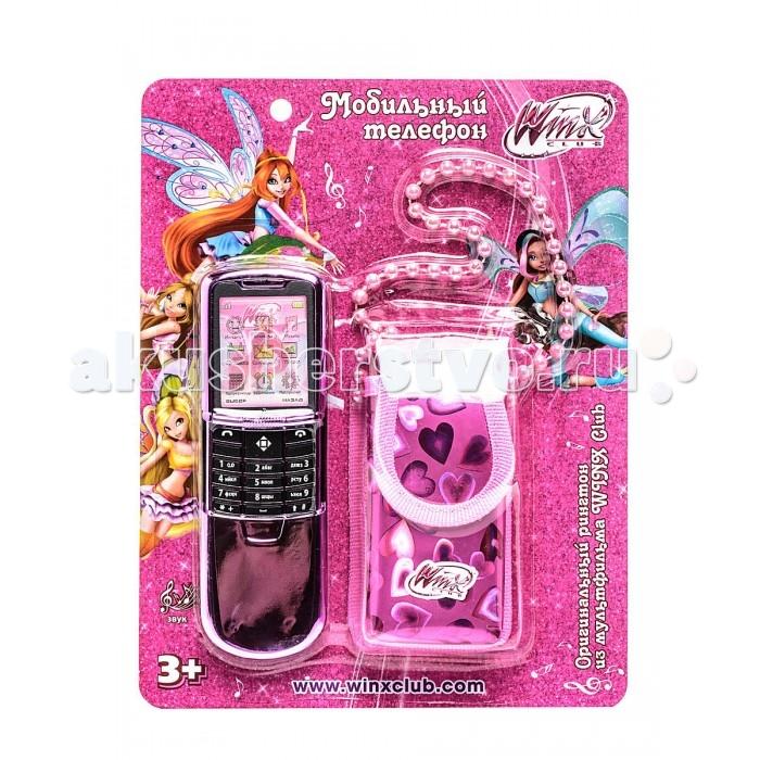 1 Toy Winx Мобильный телефон с чехолом
