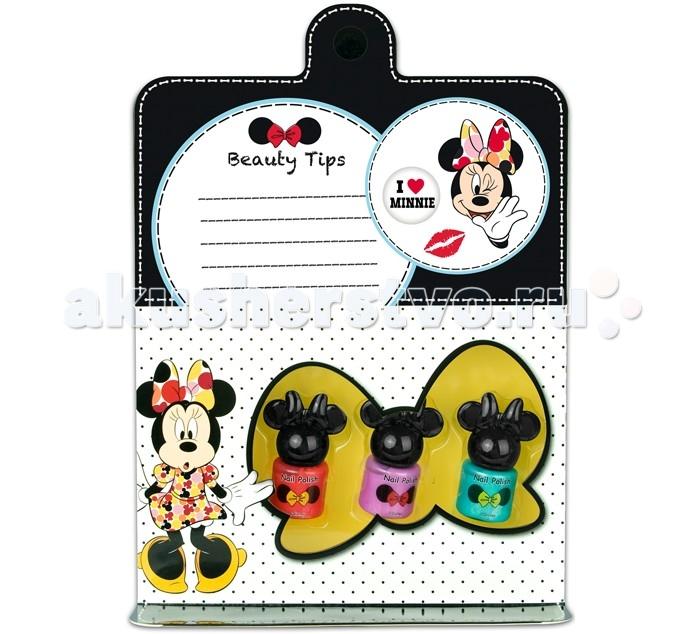 Markwins Набор детской декоративной косметики Minnie для ногтей