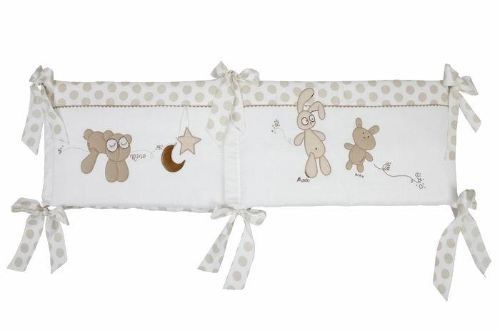 Бамперы для кроваток HPA
