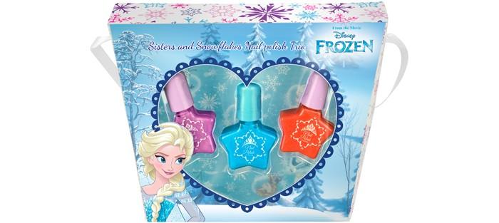 Markwins Набор детской декоративной косметики для ногтей Эльза
