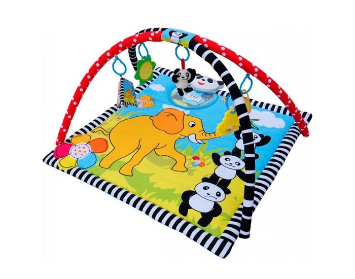 Развивающий коврик La-di-da Панда в раю