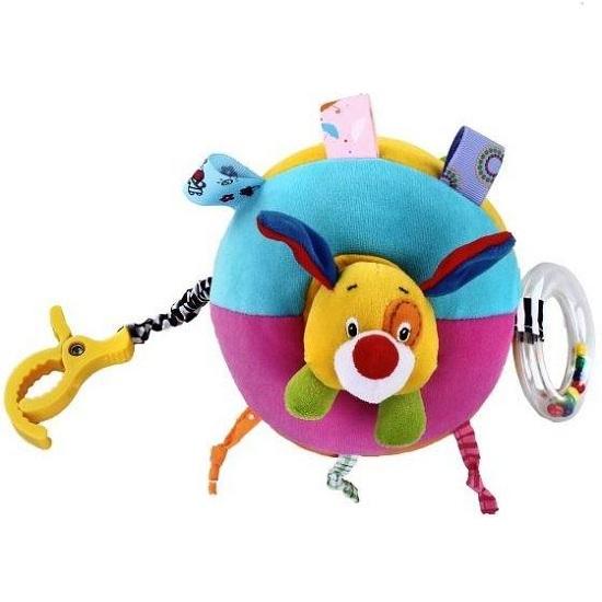 Подвесная игрушка Жирафики Собачка 93850