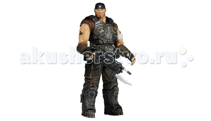 Neca Фигурка Gears of War 3 3/4 Series 1 Marcus Fenix