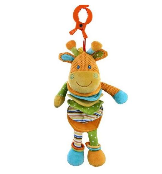 Подвесная игрушка Жирафики Жираф-растяжка