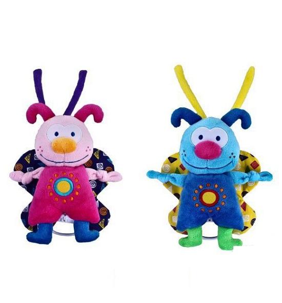 Подвесная игрушка Жирафики Бабочка 93848