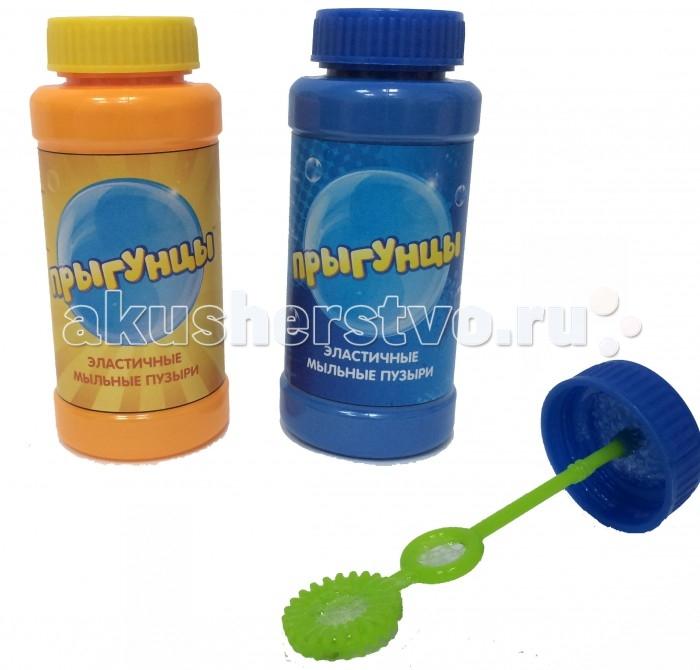 1 Toy Прыгунцы Эластичные мыльные пузыри бутылка 100 мл