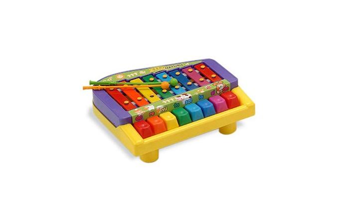 Музыкальная игрушка Reig Ксилофон-пианино Натура