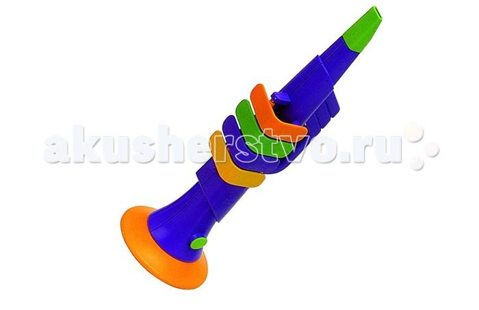 Музыкальная игрушка Reig Труба Натура 4 клавиши