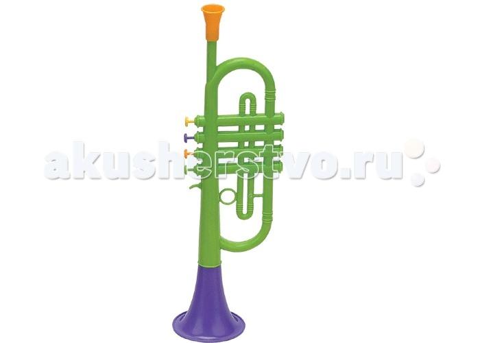 Музыкальная игрушка Reig Труба Натура