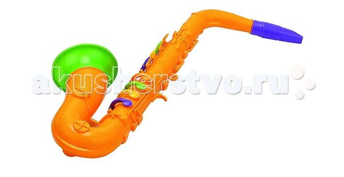 Музыкальная игрушка Reig Саксофон Натура 8 клавиш