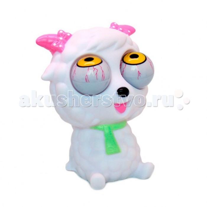 Family Fun Игрушка-антистресс Пучеглазик Овечка Бяшка 11 смИгрушка-антистресс Пучеглазик Овечка Бяшка 11 смИгрушка-антистресс Пучеглазик Овечка Бяшка представляет собой особый вид игрушек, которые предназначены для поднятия настроения, а при нажатии на них смешно выпучивают глаза. Такая овечка может отвлечь от плохих мыслей, разрядить напряжение, вызвав положительные эмоции. Данная игрушка изготовлена из качественного материала, безопасного для здоровья.  Основные характеристики:   Размер упаковки: 11 х 8 х 8 см Вес: 0,09 кг<br>