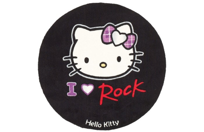 Boing Carpet Ковёр Hello Kitty 80 см НК-15