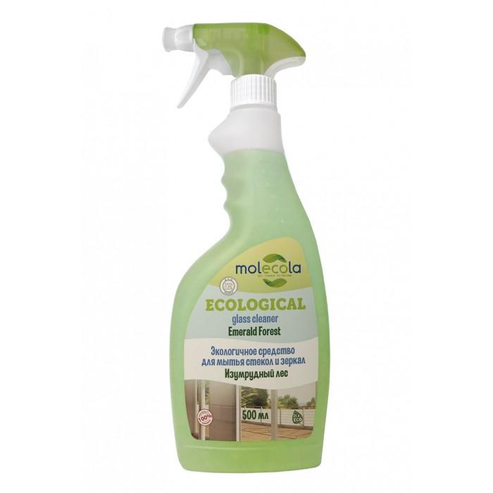 Molecola Экологичное средство для мытья стекол и зеркал 500 мл