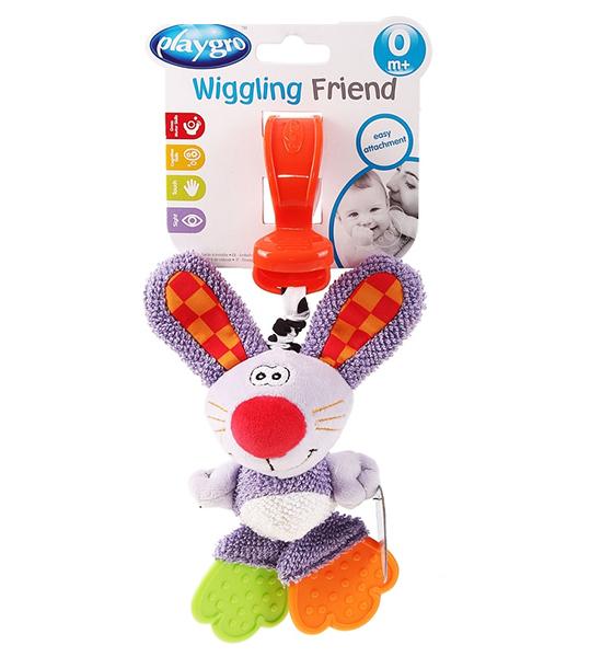Подвесная игрушка Playgro Кролик 0101304