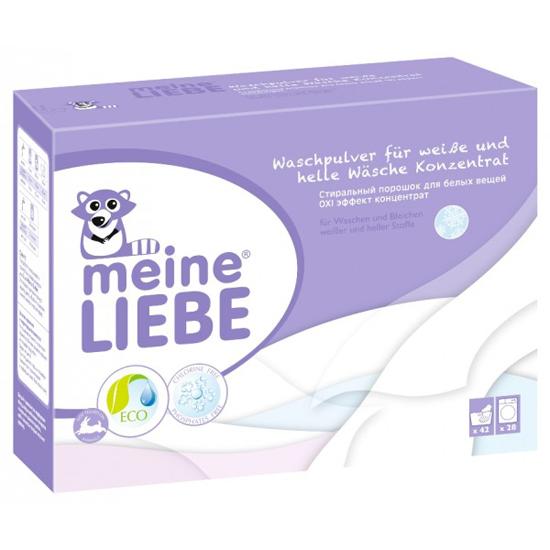 Моющие средства Meine Liebe Стиральный порошок для белых вещей Oxi эффект 1000 г
