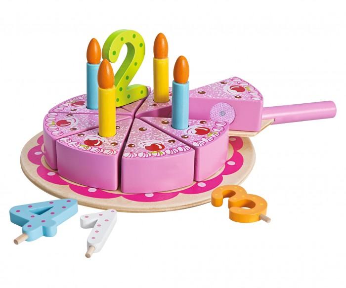 Eichhorn Игровой набор Праздничный торт 18 предметов