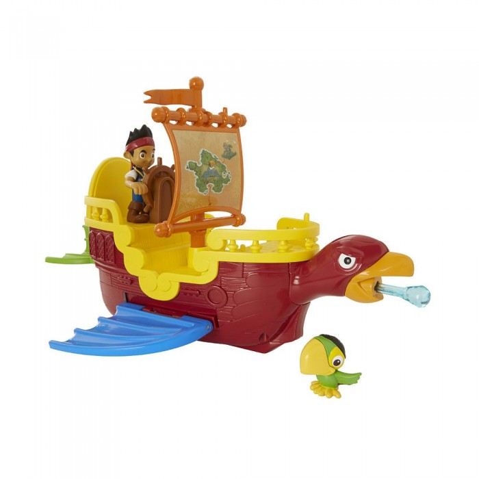 Fisher Price Mattel Игровой набор Парящий фрегат