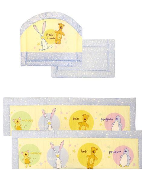 Бамперы для кроваток Kids Comfort Акушерство. Ru 780.000