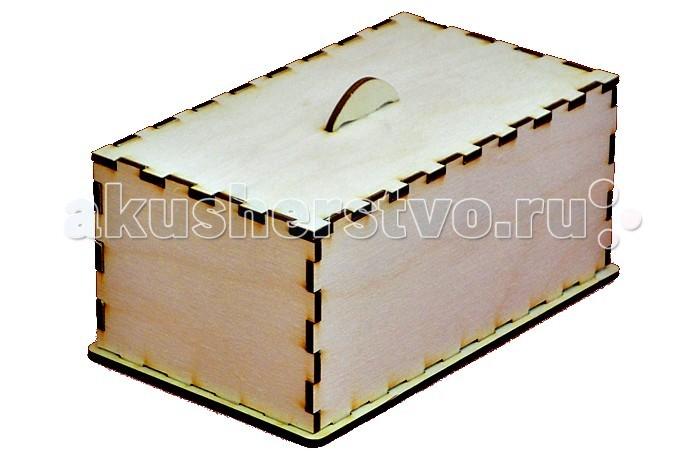 Конструктор Полноцвет Шкатулка Прямоугольная 12336