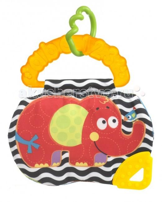 Подвесная игрушка Playgro Слоник 0182369